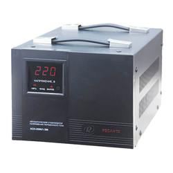 ACH-2000/1-ЭМ Однофазные стабилизаторы электромеханического типа Ресанта Стабилизаторы Сварочное оборудование