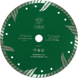 DIAM Alligator 000476 алмазный круг для гранита 125мм Diam По граниту Алмазные диски