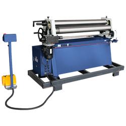 Электромеханический вальцовочный станок MetalTec RS-1550x3,5E MetalTec Электромеханические Вальцы для металла