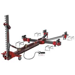 Сорокин 18.7 Выпрямляющая установка подкатная 10т Сорокин Правка кузовов Сервисное оборудование