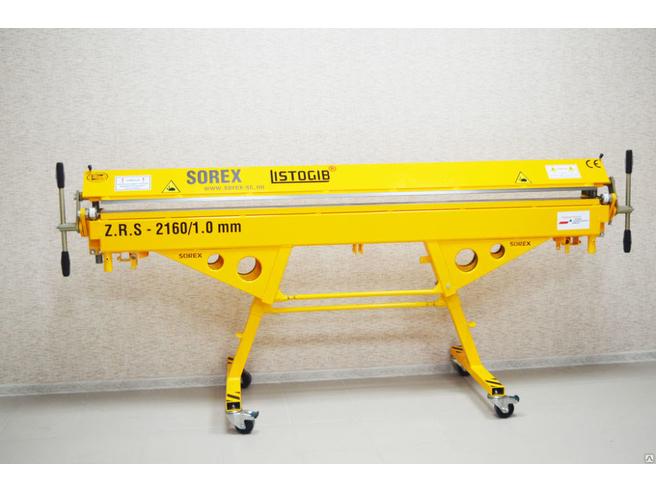 SOREX ZRS-2160-1 Листогиб Sorex Ручные Листогибочные прессы