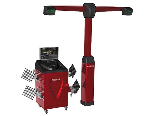 Сорокин 21.72 Стенд для сход-развала с технологией 3D Сорокин Стенды сход-развал Автосервисное оборудование